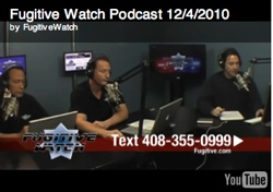 * Steve Ferdin, Scott Castruita and Marc Hinch Fugitive Watch December 2010 Podcast thumbnail